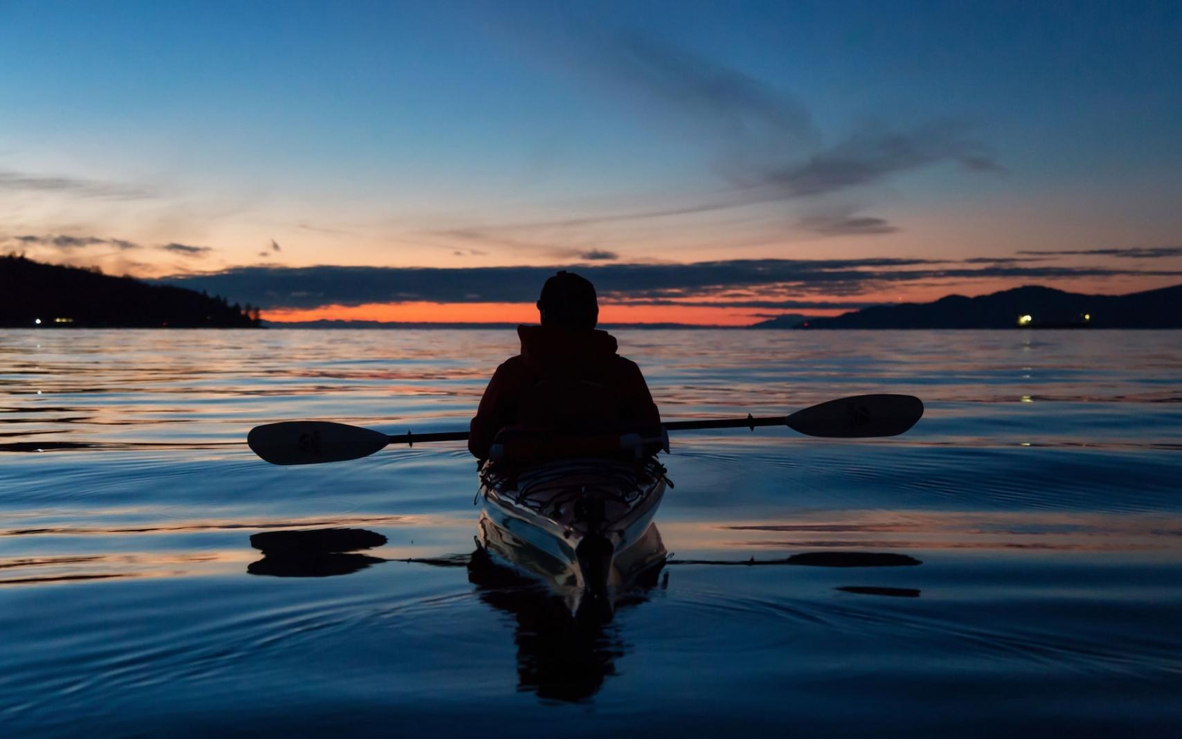 Paddling trip to Oulujoki river